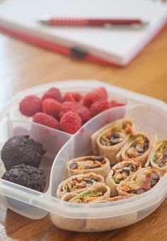 Taco Wraps are just what every Tuesday lunch needs.