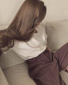 Brown Hair Shades, Brown Hair With Blonde Highlights, Brown Hair Balayage, Light Brown Hair, Brown Hair Colors, Hair Highlights, Cool Tone Brown Hair, Light Brown Ombre, Blonde Shades