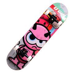 74L-71 Free shipping primary professional kids children devil new skateboarding roller waveboard skateboard skate board