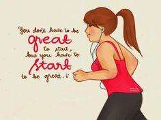 Chcę schudnąć, chcę być fit - jak zacząć?
