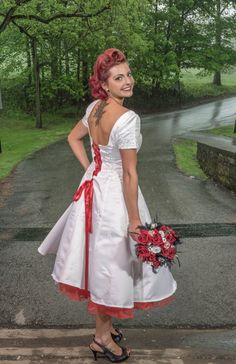 Rockabilly style theme shoot , Rockabilly hair , Vitage hair , by Rochelle Noone on location bridal hairstylist Pittsburgh Pa