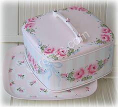 hp roses cake saver by vsroses by vsroses.com, via Flickr