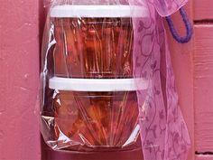 Zum Rezept für Preiselbeer-Aprikosen-Konfitüre