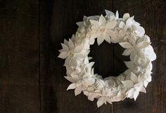Winter Wreath Pattern