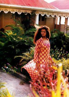 Black Girl Aesthetic, Summer Aesthetic, Aesthetic Fashion, Black Planet, Elle Us, Elle Magazine, Black Is Beautiful, Beautiful Women, Persephone