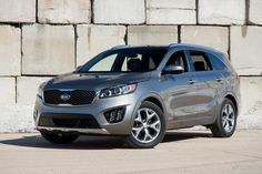 #Kia #Sorento Expert Review by @carsdotcom