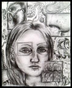 """The Sense of Perception,"" 16x20 in. Sarah Szabo (2009)"