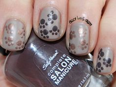 [Dizzy Little Digits] Animal Print: Day 11 – April 30 Day Challenge