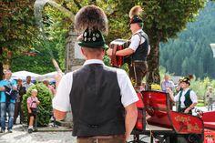 Almabtrieb in St. Martin, Brauchtum in Österreich, Schnalzer Unken, Tradition Salzburger Saalachtal St Martin, Germany, Vacation