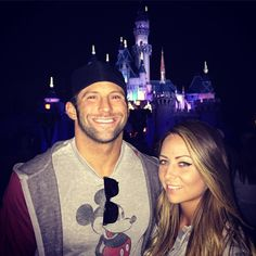 WWE Superstar Zack Ryder (Matthew Cardona) and his girlfriend WWE Diva Emma (Tenille Dashwood) at Disneyland #WWE #wwecouples Emma Wwe, Tenille Dashwood, Zack Ryder, Wwe Couples, Wrestling Wwe, Total Divas, Professional Wrestling, Wwe Wrestlers, Wwe Divas