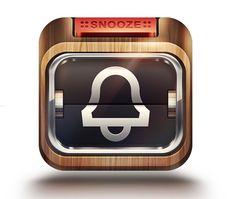 Showcase of 40 Insanely Detailed iOS Icon Designs