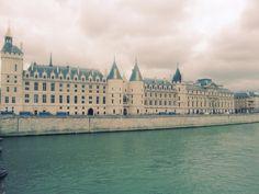 Paris | Francia | Vistas desde el río Sena