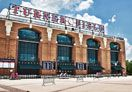 We've been to Turner Field before, of course, but Memorial Day vs. the Cardinals? Sign us up.