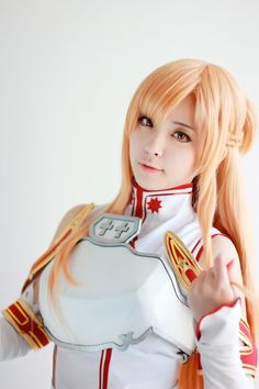 #cosplay asuna sword art online