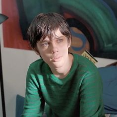 photo still from Richard Linklater's Boyhood movie