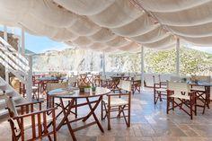 Light lunch dalle 13 alla 15 a bordo piscina(Hotel Chiaia di Luna, Isola di Ponza)!