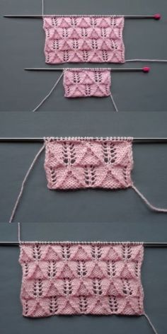 Best Beautiful Easy Knitting Patterns – Knittting Crochet - knitting for babies Knitting Blogs, Easy Knitting Patterns, Knitting Stitches, Baby Knitting, Crochet Patterns, Knitting Ideas, Crochet Table Runner Pattern, Cross Stitch Pattern Maker, Intarsia Knitting