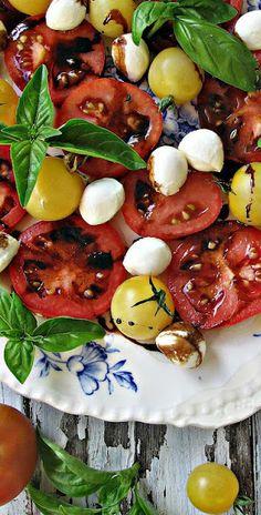Summer Caprese Salad.