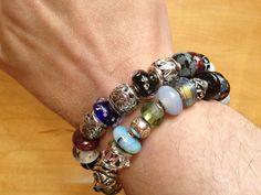 Trollbead bracelets.