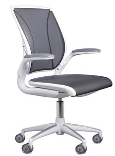 Applied Ergonomics - Humanscale Diffrient World Conference Chair, $649.00 (http://www.appliedergonomics.com/humanscale-diffrient-world-conference-chair/)