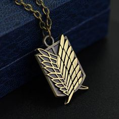 Attack On Titan Scouting Legion Necklace