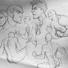 """Gefällt 1,437 Mal, 8 Kommentare - @xafeelgood auf Instagram: """"#art #sketch #man"""""""