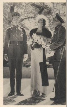 The Royal Watcher — thefirstwaltz: King Leopold III and Queen Astrid. Queen Victoria's Daughters, King Leopold, Kingdom Of Great Britain, Black And White Portraits, History, People, Princess Of, Photograph, Europe