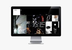 CHANEL – Reflection #webdesign