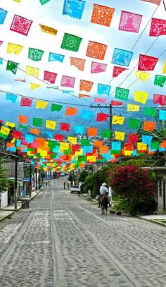 "La Scandipanerie : ""SMART! #5 : LE PAPEL PICADO MEXICAIN"""