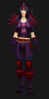 Striker's Garb - Transmog Set - World of Warcraft