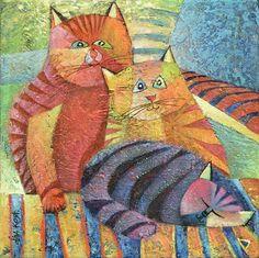 Kuman-Art: Olga Kost