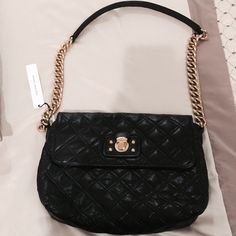 LIMITED TIME $350!!! Marc Jacobs black handbag Brand new with tags. Serious buyers message me with questions Marc Jacobs Bags