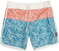 RVCA boardshort. http://www.swell.com/New-Arrivals-Mens/RVCA-VALIZADEH-LEAVES-BOARDSHORT?cs=RE
