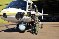 Brigada Militar Rio Grande do Sul - GPMA -Batalhão de Aviação da Brigada Militar (Brasil). http://www.pilotopolicial.com.br/aviacao-da-brigada-fara-patrulhamento-com-oito-helicopteros/
