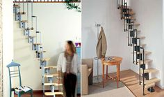 Staircase for Small Space – Karina from Arke