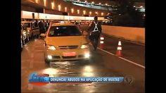 Taxistas denunciam abuso na aplicação de multas no Galeão (RJ) - Vídeos - R7