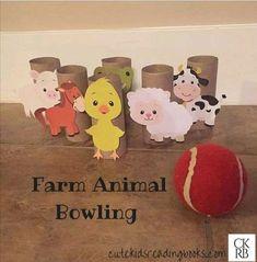 So cute! Little Blue Truck — Cute Kids Reading Books Gym Farm Animals Preschool, Farm Animal Crafts, Animal Crafts For Kids, Preschool Crafts, Preschool Farm Theme, Animal Games For Toddlers, Farm Theme Classroom, Farm Theme Crafts, Farm Animals For Kids