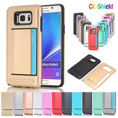 for Samsung Galaxy NOTE 5 NOTE5 N920 N9200 N9208 N920C N920g N920i N920s N920w8 Anti - wrestling card case protective cover