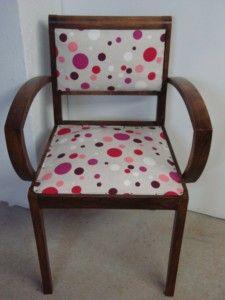 Fauteuil Bridge 'POP' Decor, Furniture, Deco, Chair, Home Decor, Furniture Inspiration, Inspiration, Upholstery, Vintage