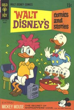 Donald Duck - Daisy Duck - Ducklings - Mickey Mouse - The Secret Of Shipnappers Cove