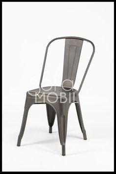 chaise industrielle 5francs Chaise industrielles