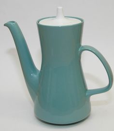 POOLE pottery DESERT SONG coffee pot