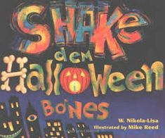 Shake Dem Halloween Bones is a classroom favorite.  Find the melody on my blog!