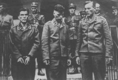 Captured German pilots during the Invasion of Poland which began 72 years ago today on September 1st 1939.
