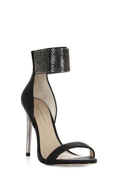 Everling High-Heel Filigree Dress Sandal -- Shop online at #BCBG through Zoola and get #cashback!