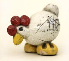 Rob Whelpton - Raku Chicken