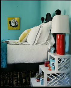 Must find this nightstand/shelving unit.