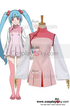 Ai Tenchi Muyo!Sasami Masaki Uniforme Scolaire Cosplay Costume ----Ai Tenchi Muyo! Cosplay Costume | CosplaySky.fr