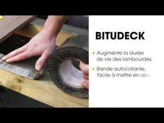 Bitudeck - Bande Bitumeuse BITUDECK - Deck-Linea