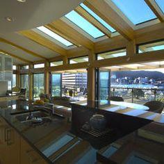 modern kitchen by Frederick Gibson + Associates Architecture
